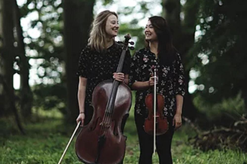 Gaia (Violin & Cello)