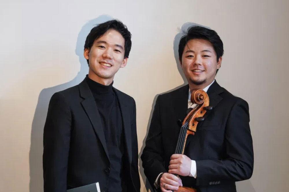 Kwon-Lim Duo(Cello & Piano)